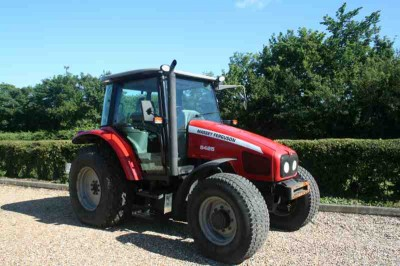 Tractors (Used) image