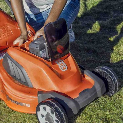 Battery Mowers & Garden Tools image